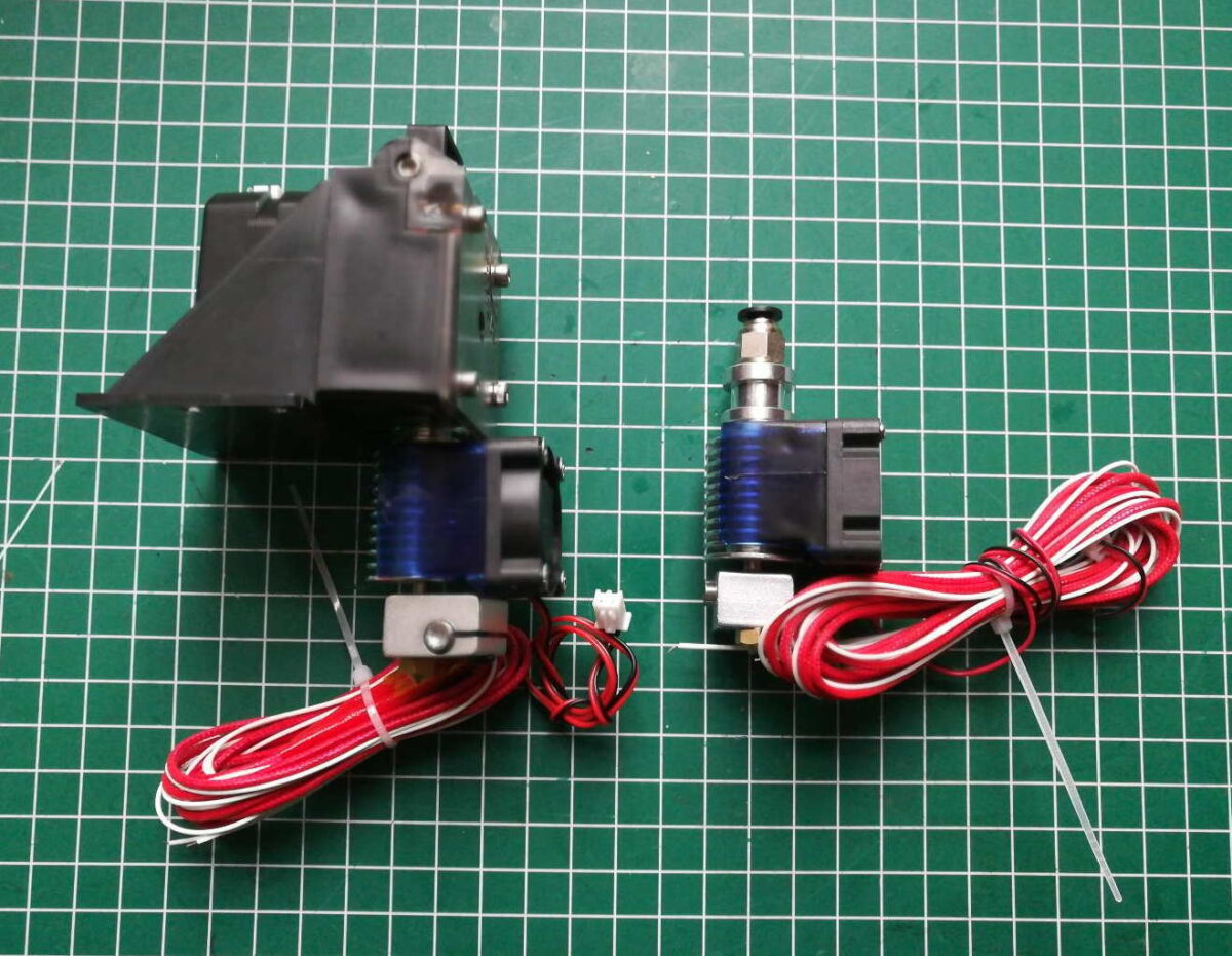 Direct vs Bowden Extruder