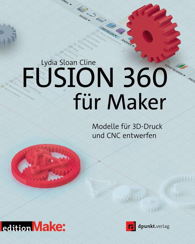 Fusion 360 für Maker Quelle dpunkt verlag